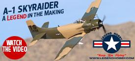 VQWarbirds skyraider 275x125