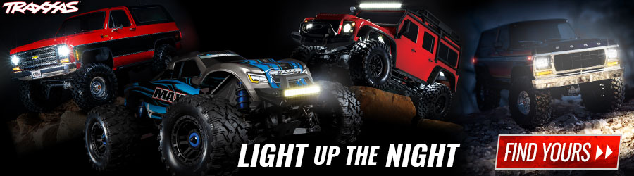 Traxxas LED Light Kits 900x250
